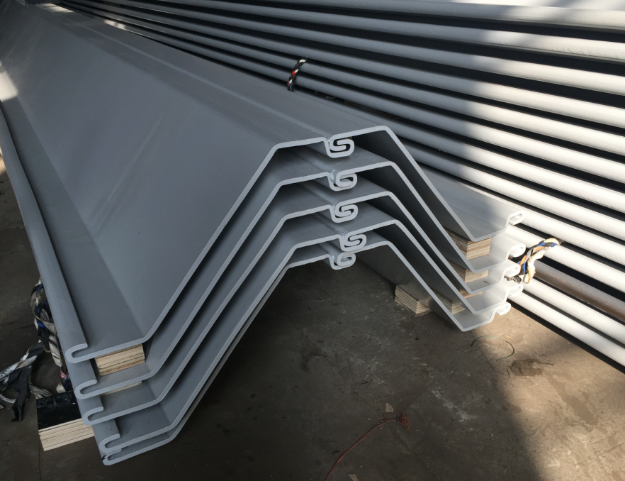 Sheet Pile and Tubular Pipe Pile Coating Process and Specification