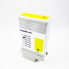 Genuine Yellow Canon ImagePrograf 500/600/700 Pigment Ink Cartridge with chip PFI-102