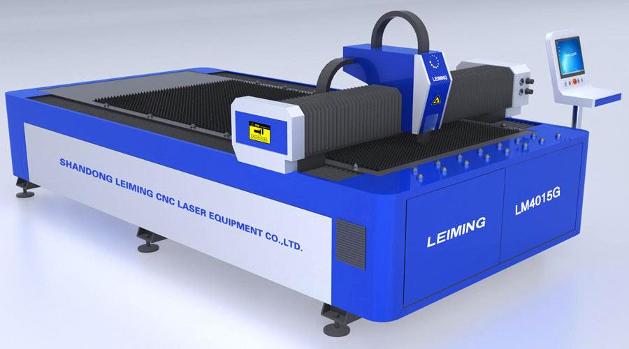 4015G metal fiber lazer kesici