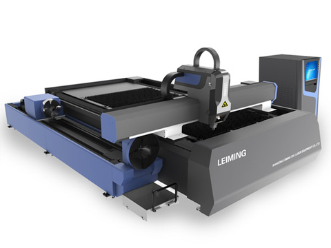 2000W LM3015M3 Metal Plate and Pipe Fiber Laser Cuttig Machine