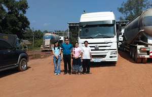 With-customers-in-Lao