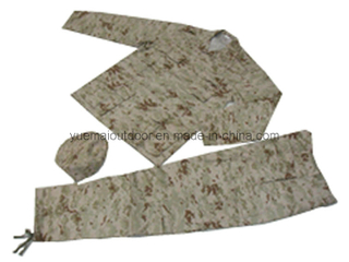 High Quality Military Bdu Combat Digital Camo Uniform