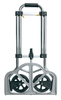 Folding Chrome-Plated Steel Hand Truck (HT022MGS)