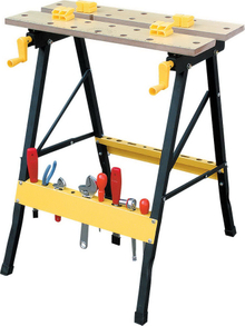 Square Tube 25X25mm Foldable Work Bench (WB025)