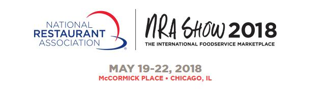 Welcome to our booth at the NRA SHOW in Chicago, 2018!