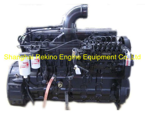 DCEC Cummins 6LTAA8.9-C240 construction diesel engine motor 240HP 2200RPM