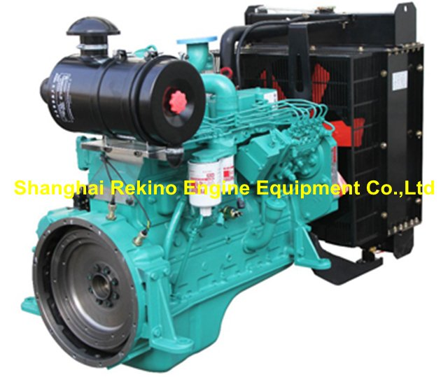 DCEC Cummins 6BT5.9-G2 G Drive diesel engine motor for generator genset 86KW 1500RPM (92KW 1800RPM)