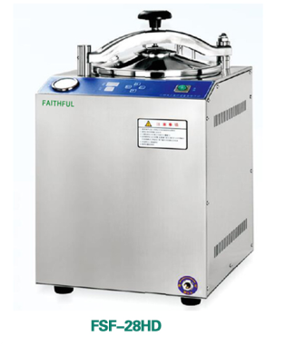 Vertical Pressure Steam Sterilizer FSF-HD