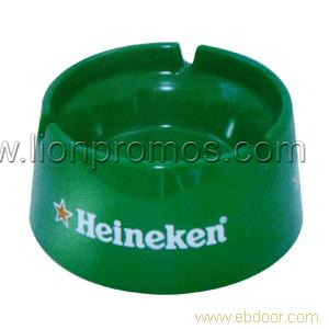 Heineken Beer Gift Melamine Ashtray
