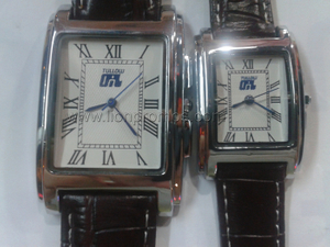 Tullow Oil Logo Promotional Gift Quatz Wrist Watch