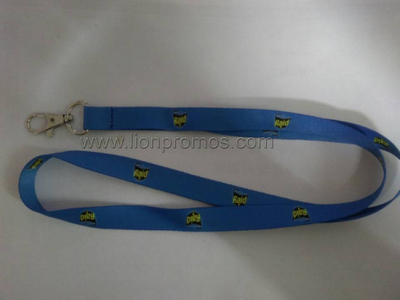SC Johnson Raid Logo Cheap Events Badge Lanyard