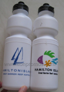 Hotel Resorts Promotional Gift Plastic Sports Bottle