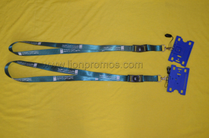 AI Borg Medical Laboratory lanyard Id Card Holder