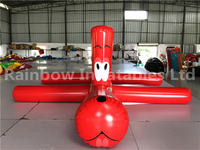 RB31007-1 (5.4x3.1x1m) Inflatable water toys dog for sell