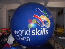 Inflatable Balloon for Outdoor Advertising