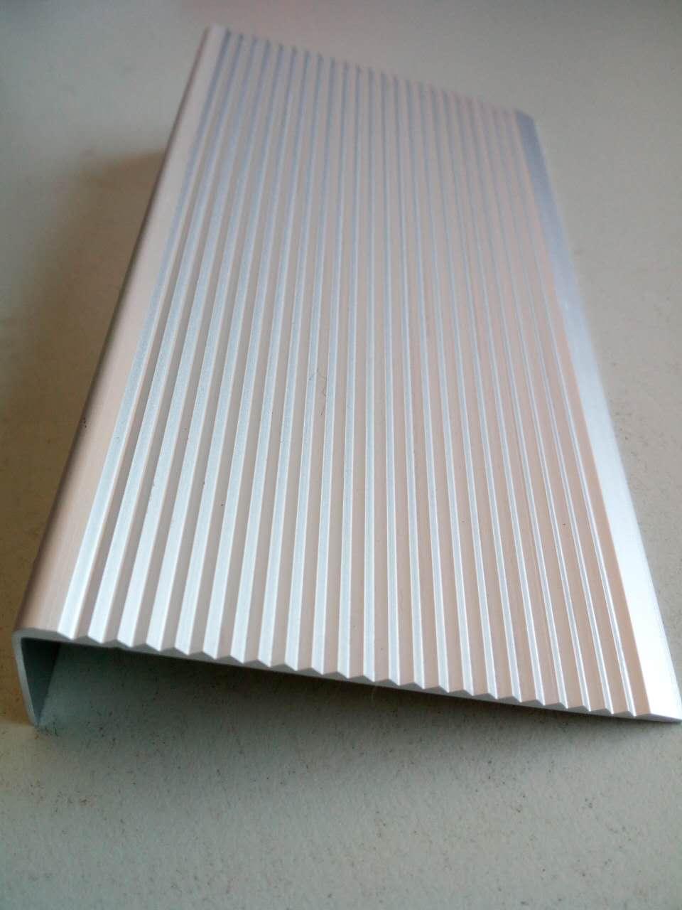 美碩純鋁合金防滑條帶防滑刻紋MSSNA-3