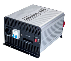 2200W Pure Sine Wave Power Inverter WITH CHARGER