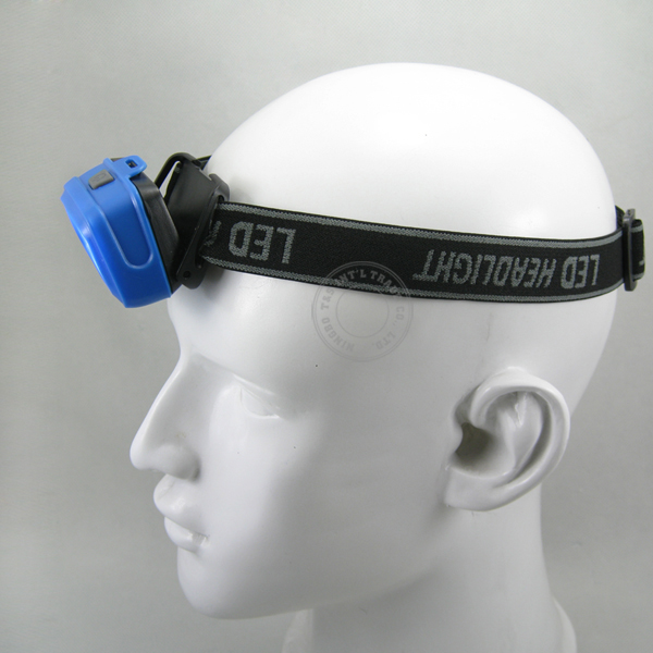 2 light sources LED Headlamp