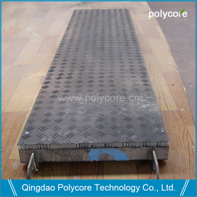 stable scaffolding panel
