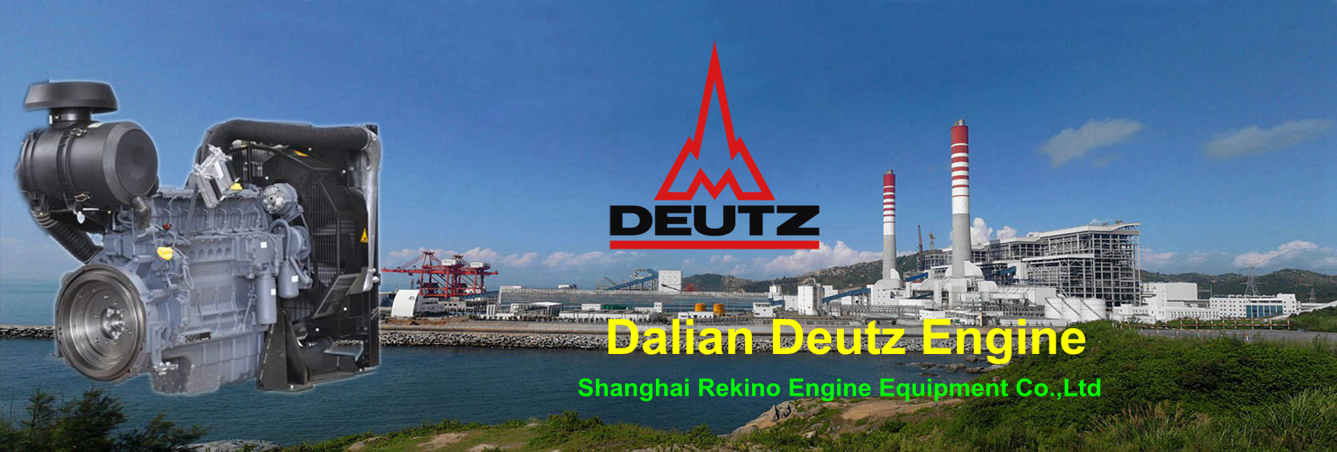 Dalian Deutz engine 2