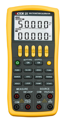 25 series Multi-function process calibrator