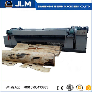 8 Feet Spindle-less Log Debarker for Sale in Linyi
