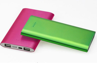 Power Bank with 2 USB Ports 8000mAh (PB-S08)
