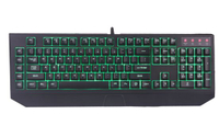 Computer Gaming Keyboard Editable, 5 Keys Editable, PC Gaming Keyboard