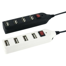USB 2.0 Hub with Swtich on/off