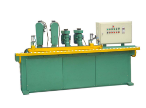 Double Power Pedrail Edging machine