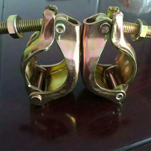 Pressed Japanese Type Swivel Double Scaffod/Scaffolding Clamp/Coupler