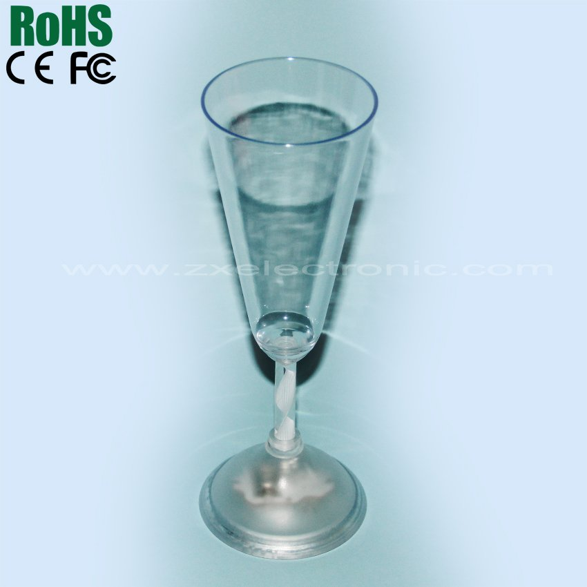 Goblet plastic LED Flash Cup