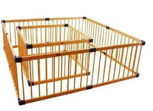 Wooden Baby Play Pen