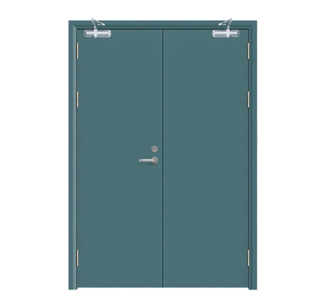 Double Leaf steel fire rated door