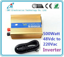 High quality 36Vdc to 220Vac Automotive Power Modified Sine Wave Inverter 600w renewable power source