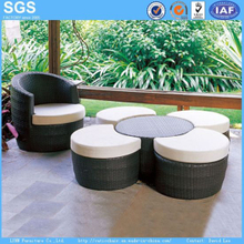 Patio Furniture Rattan Garden Lounge Chair Sofa