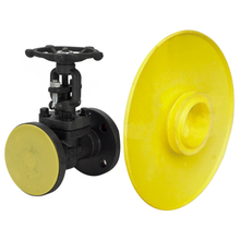Plastic Push in Flange Covers (YZF-C018)