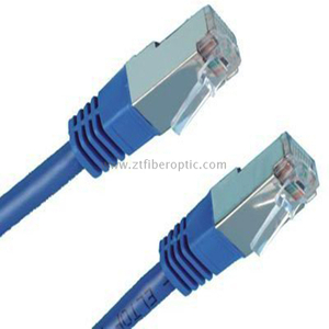 Cat5e RJ45 FTP Copper Patch Cord Cable Pass Fluke Test
