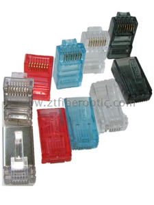 Factory Price CAT5e/Cat6/Cat6a/CAT7 RJ45 connector
