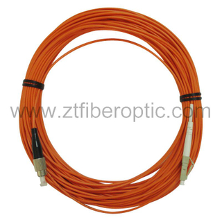 Multimode Simplex FC-LC Fiber Patch Cord