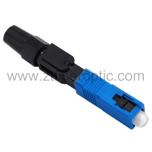 FTTH SC/UPC Optical Fiber Fast Connector