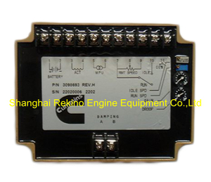 Cummins EFC speed controller 3098693