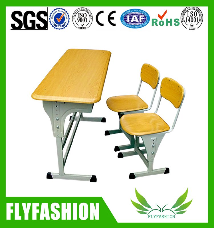 Modern Student Desk And Chairs Set (SF 05D)