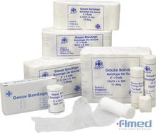 Non-sterile Stretch 12/pkg Gauze Roll Bandage