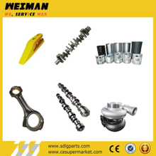 Best Wheel Loader Spare Parts, Engine Suspension Assembly Spare Parts