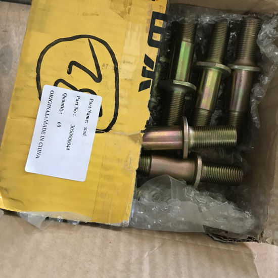 Sdlg LG936L Wheel Loader Spare Parts 3050900044 Stud for Sale