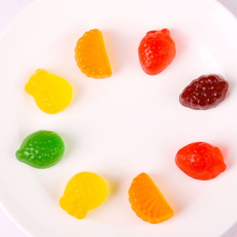 Everyday Fruit Juice Gummy Candy