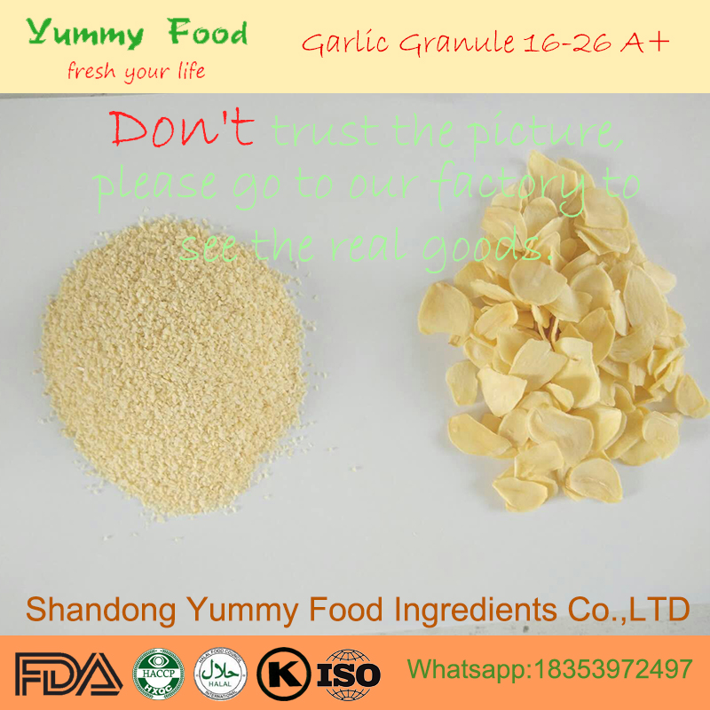 China Premium Dehydrated Garlic Flakes