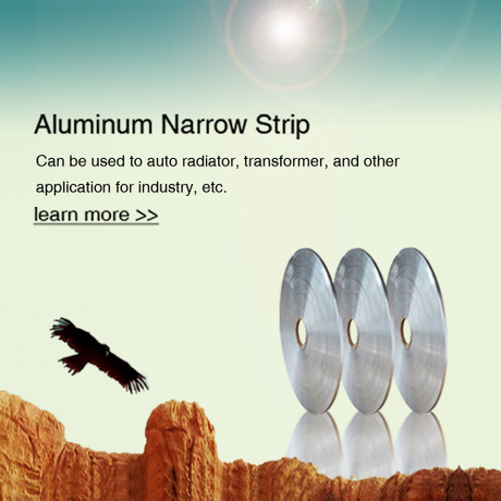 Aluminum Narrow Tape