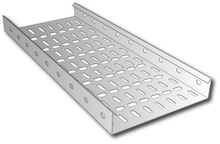 Perforated Type Cable Tray Heavy Duty